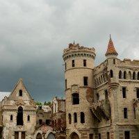 Усадьба ХРАПОВИЦКОГО в Муромцево :: ИГОРЬ ЧЕРКАСОВ
