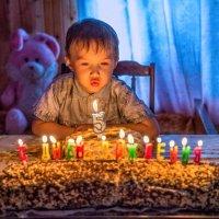 На дне рождения Ярика :: Ринат Валиев
