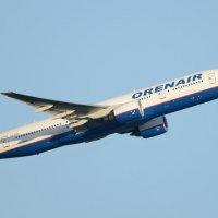 Боинг - 777 :: Олег Савин