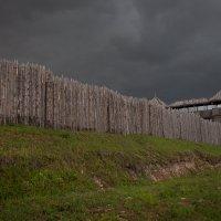 Тучи над крепостью :: К Елена