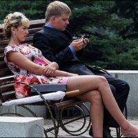 Как мне надоел твой телефон! :: Алексей Патлах