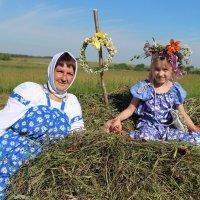 Сенокос ) :: Ангелина Божинова
