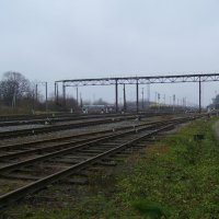 Станция  Хрыплин :: Андрей  Васильевич Коляскин