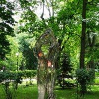 Памятник  влюбленным :: Владимир Бровко