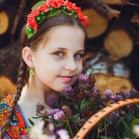 Русская красавица :: Ирина Кулагина