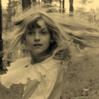 Вихри танца :: Елена Фалилеева-Диомидова