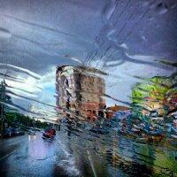 Дождь :: Ольга Токмакова