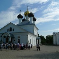 Храм на Волге. :: Александр Атаулин