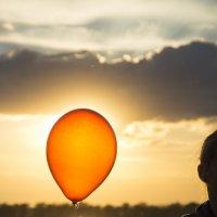 Воздушный шарик :: Наталья Сиротина