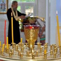 Таинство крещения :: Элина Любицкая (Одинова)