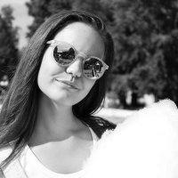 Черно-белая сладость :: Anastasia Popova