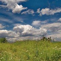 Тучки небесные :: Vladimir Lisunov