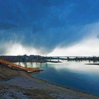 Приближение дождя :: Анатолий Иргл