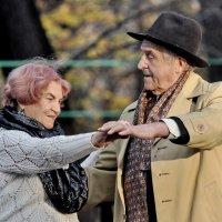 Любви все возрасты покорны :: Vladimir Lisunov