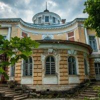Усадьба Никольское-Гагарино (XVIII в.) :: Alexander Petrukhin