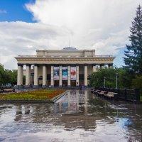 После дождя :: Дима Пискунов