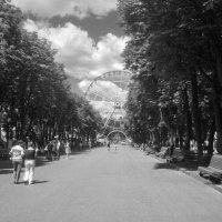 Welcome to the Gorky Park :: Evgeny St.