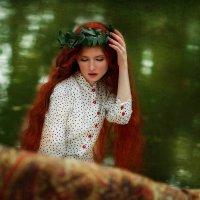 Lady in the Boat | Liliya Nazarova :: Liliya Nazarova