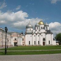Софийский собор. Великий Новгород :: Мила Мит