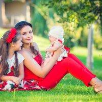 Мария и ее принцессы )) :: Ирина Внукова