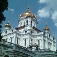 Храм Христа Спасителя :: марина ковшова