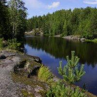 Вода и камни. :: Vladimir