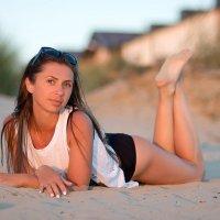 А на море белый песок ;) :: Елена Нор