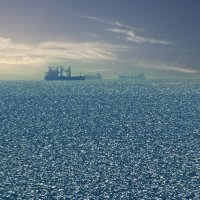 Мой финиш — горизонт, а лента — край Земли :: Александр Корчемный