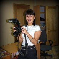 С Днём фотографа!)) :: Андрей Заломленков