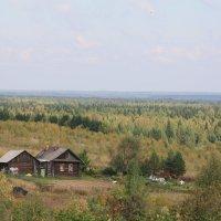 Велика страна Россия, где в ней только не живут... :: Александр Широнин