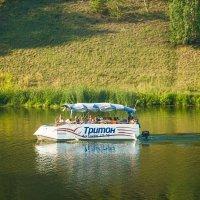 Прогулки по воде :: Дмитрий Костоусов