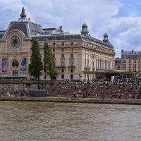 Прогулка по Парижу :: igor