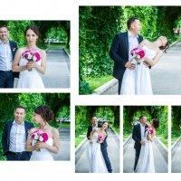 Свадебные фотографии Виталий и Екатерина :: alonso Laforte