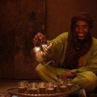 марокканское чаепитие :: Ольга Нажиганова
