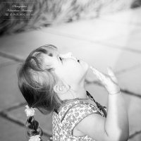 Привет от ангела :: Анастасия Колмакова
