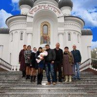 Крещение :: Ольга Фомичева