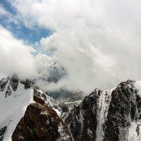 выше 4000 м :: Горный турист Иван Иванов
