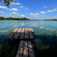 Рыбацкий рай... :: Александр Бойко