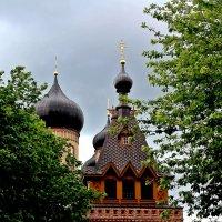 Пюхтицкий Успенский монастырь :: Marina Pavlova
