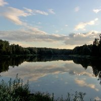 заячье озеро :: елена