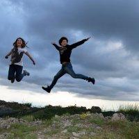 Танец в облаках :: Наталья (D.Nat@lia) Джикидзе (Берёзина)