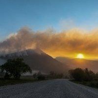 Пожар :: Глеб Часовитин