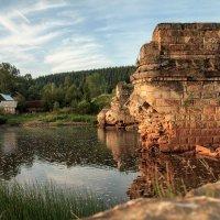 Старый, старый мост :: Павел Солопов