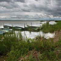 Озеро Неро хмурится :: Ирина Климова