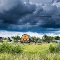 Скоро буря :: Олег Гаврилов