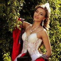 Анастасия -невеста в стиле Рустик :: Chera -