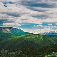 плато перед горой Эльбрус.. :: Евгений Ромащенко