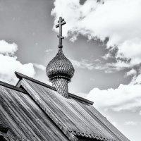 Церковь св. Дмитрия Солунского в  Старой Ладоге :: Ольга Рощектаева