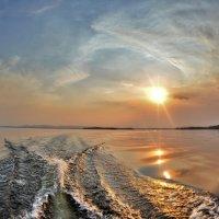 озеро Азас. :: Константин Симонов
