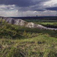 На меловых холмах у Дона :: Юрий Клишин